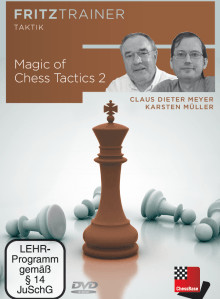 Fritz Trainer: Magic of Chess Tactics 2 (PC)