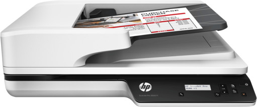 Hewlett-Packard HP ScanJet Pro 3500 f1 (L2741A)
