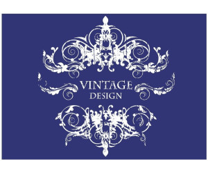 Rayher Schablone Vintage Design