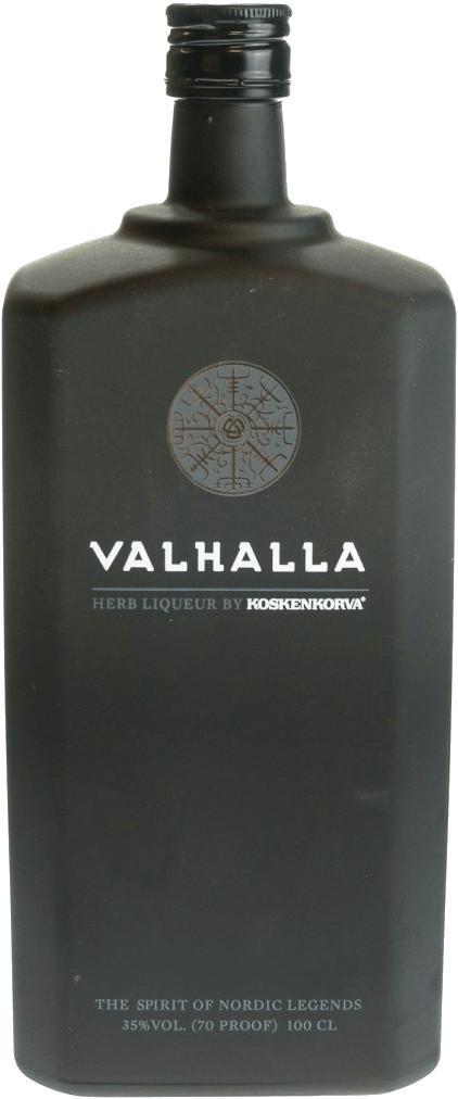 Koskenkorva Valhalla 1,0l 35%