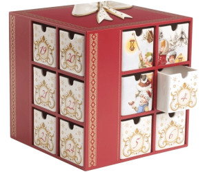 villeroy boch christmas toys memory adventskalender ab 149 95 preisvergleich bei. Black Bedroom Furniture Sets. Home Design Ideas