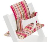 Org stokke tripp trapp sitzkissen polster soft stripe streifen ebay