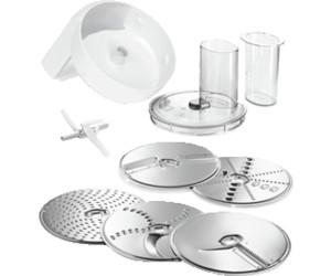 Bosch MUZ5VL1 Lifestyle Set VeggieLove Durchlaufschnitzler MUM5 Küchenmaschine