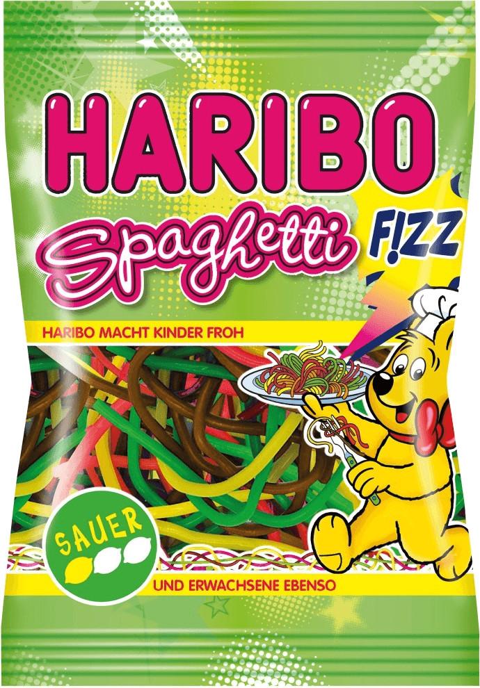 Haribo Spaghetti Fizz (150g)