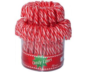 Tri d'Aix Candy Canes Zuckerstangen rot weiß (1000g)