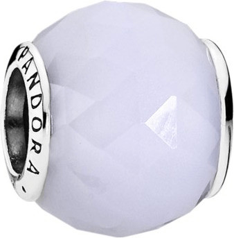 Pandora Weiße Petite Facetten (791722NOW)
