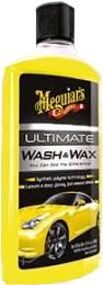 Meguiars Ultimate Wash and Wax (473 ml)