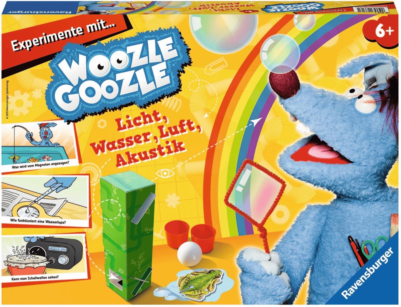 Ravensburger Woozle Goozle Licht, Wasser, Luft,...