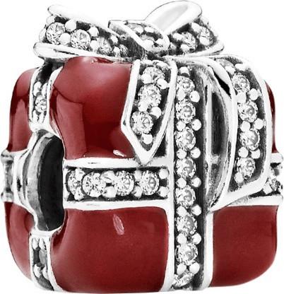 Pandora Rote funkelnde Überraschung (791772CZ)