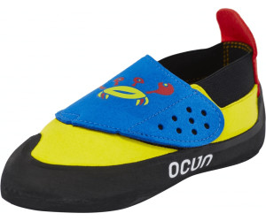 Ocun Hero QC Blau-Gelb, Kinder Kletterschuh, Größe EU 32 - Farbe Yellow-Blue