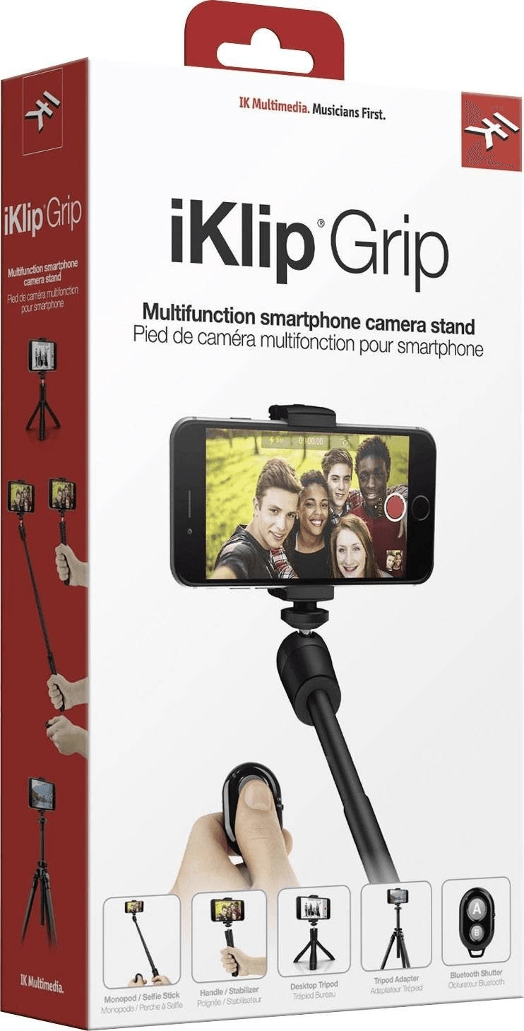 Image of IK Multimedia iKlip Grip