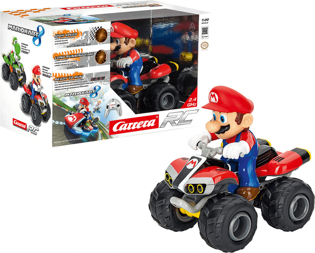 Carrera RC Nintendo Mario Kart TM 8 (370200996)