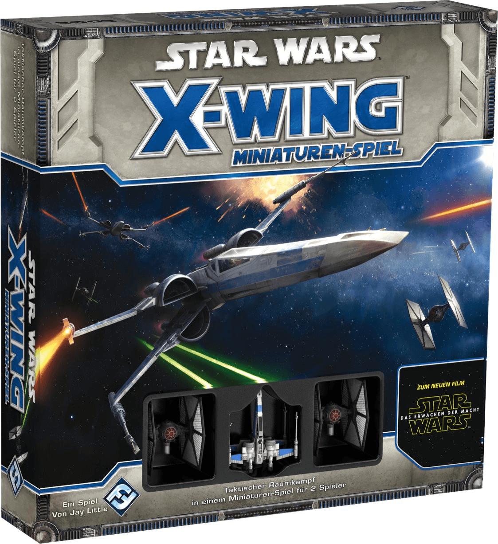 Fantasy Flight Games Star Wars X-Wing: Das Erwa...