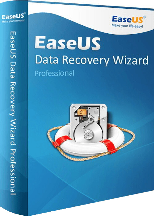Image of EaseUS Data Recovery Wizard Pro