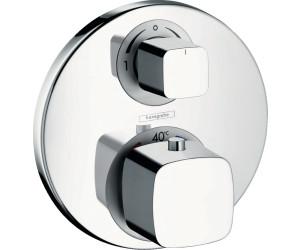 hansgrohe unterputz thermostat ecostat e 31573000 ab 311 93 preisvergleich bei. Black Bedroom Furniture Sets. Home Design Ideas