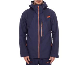 The north face herren fuseform brigandine 3l jacket