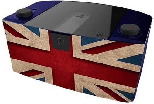 Image of Bigben CD57 USB Union Jack