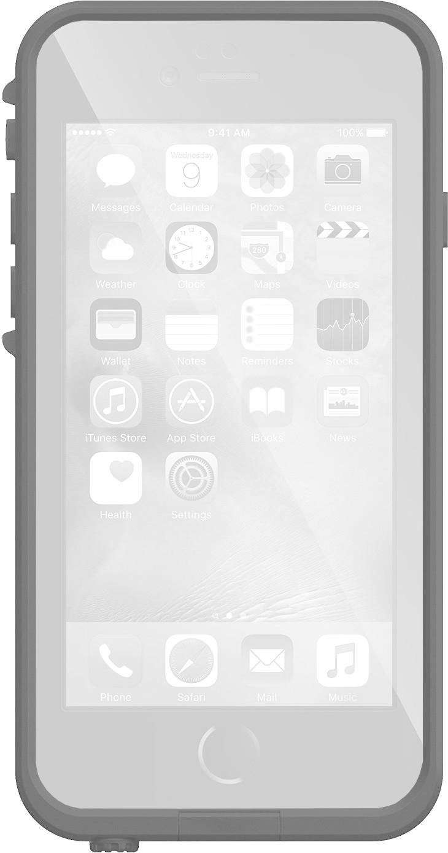 Image of LifeProof Fre black (iPhone 6)