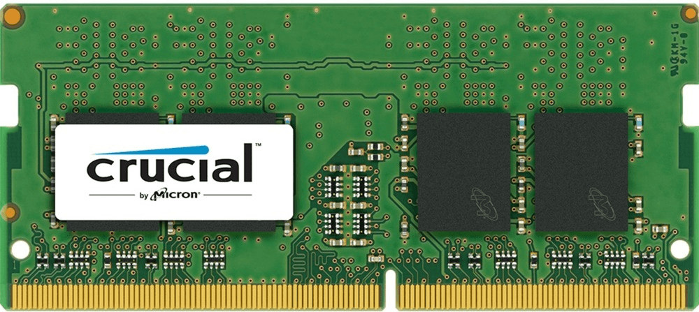 #Crucial 8GB SO-DIMM DDR4-2133 CL15 (CT8G4SFD8213)#