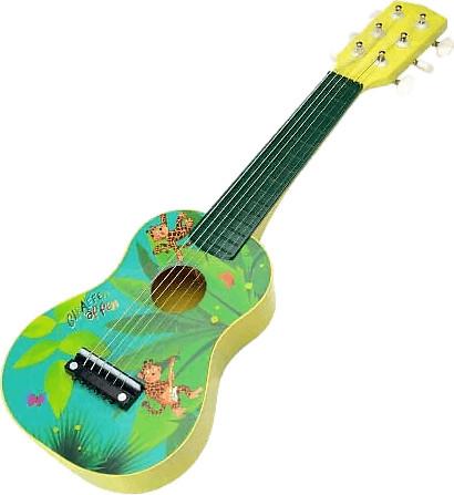 Beluga Giraffenaffen Gitarre, klein (67003)