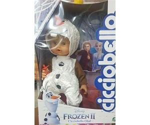 Giochi Preziosi Cicciobello Olaf Frozen a € 44,90 (oggi) | Miglior