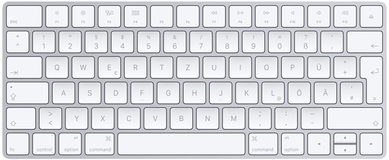 Apple Magic Keyboard (DE)