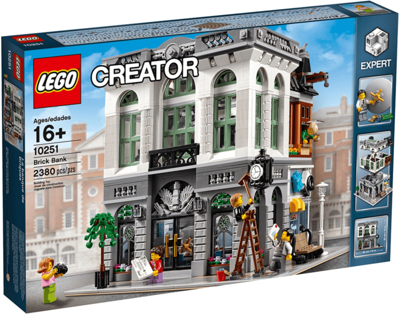 LEGO Creator - Brick Bank (10251)
