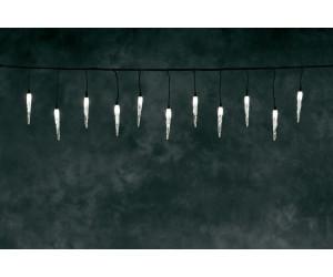 Eiszapfen Lichterkette Außen : konstsmide led eiszapfen lichterkette 4652 107 ab 36 60 preisvergleich bei ~ Watch28wear.com Haus und Dekorationen