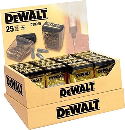 DeWalt DP41-QZ 2-Phase Schraubendreher Bit Set   Baumarkt > Werkzeug > Werkzeug-Sets