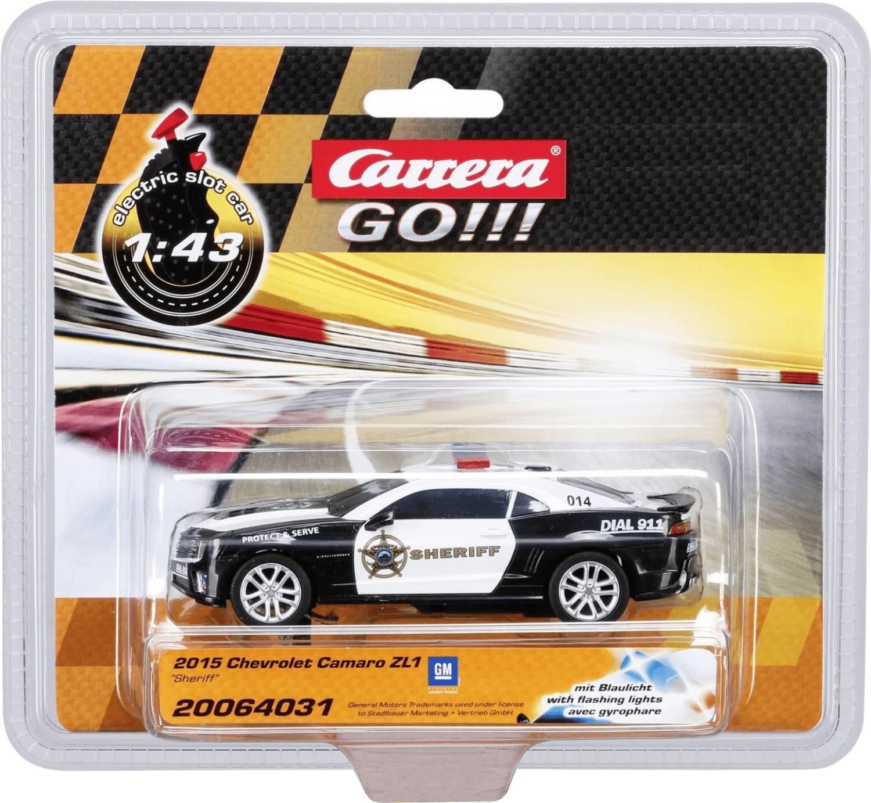 Carrera Go!!! Chevrolet Camaro ´´Sheriff´´