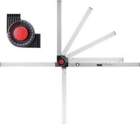 BMI Winkelstar 715 / 100-150 cm