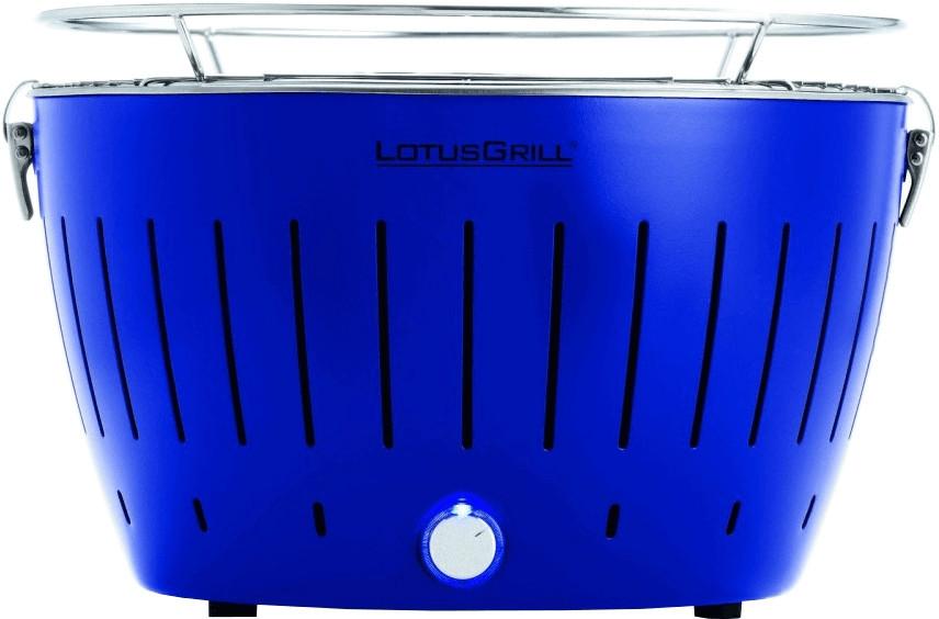 LotusGrill G-AN-34 edición especial azul ultramarino