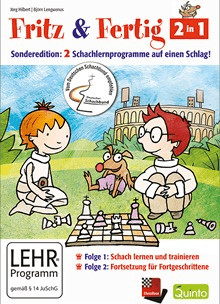 Fritz & Fertig Sonderedition 2 in 1 (PC)