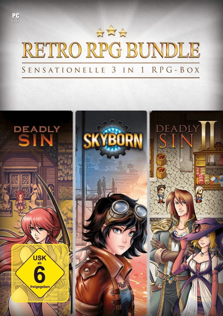 Retro RPG Bundle (PC)