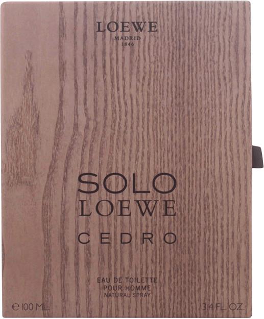 Loewe Solo Loewe Cedro Eau de Toilette (100ml)