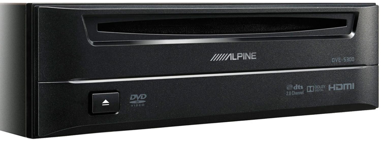 Image of Alpine DVE-5300