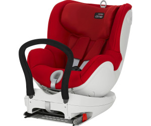 britax r mer dual fix flame red ab 308 49. Black Bedroom Furniture Sets. Home Design Ideas