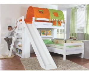 Kinderhochbett weiß mit rutsche  Kinderbett mit Rutsche Preisvergleich | Günstig bei idealo kaufen