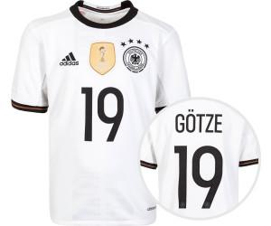 Adidas Deutschland Trikot Kinder 2016 ab 20,00