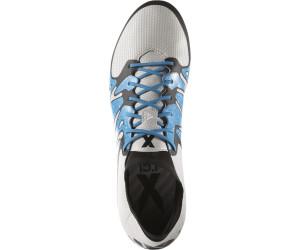 Adidas X15.1 FG AG Men white solar blue core black desde 120 efea821b52aa0