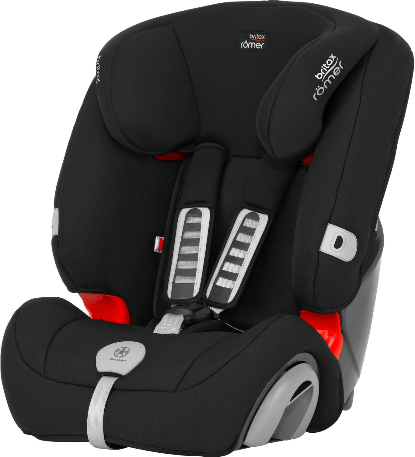 Britax Römer Evolva 123 Plus Cosmos Black