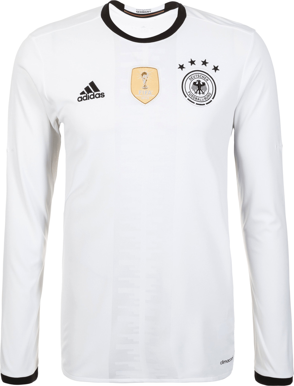 Adidas Deutschland Home Trikot 2015/2016 langarm