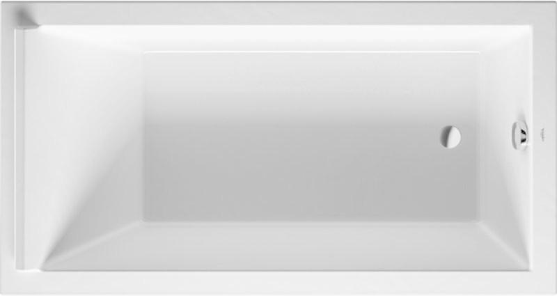 Duravit Starck Badewanne 170 x 90 cm (700337000...