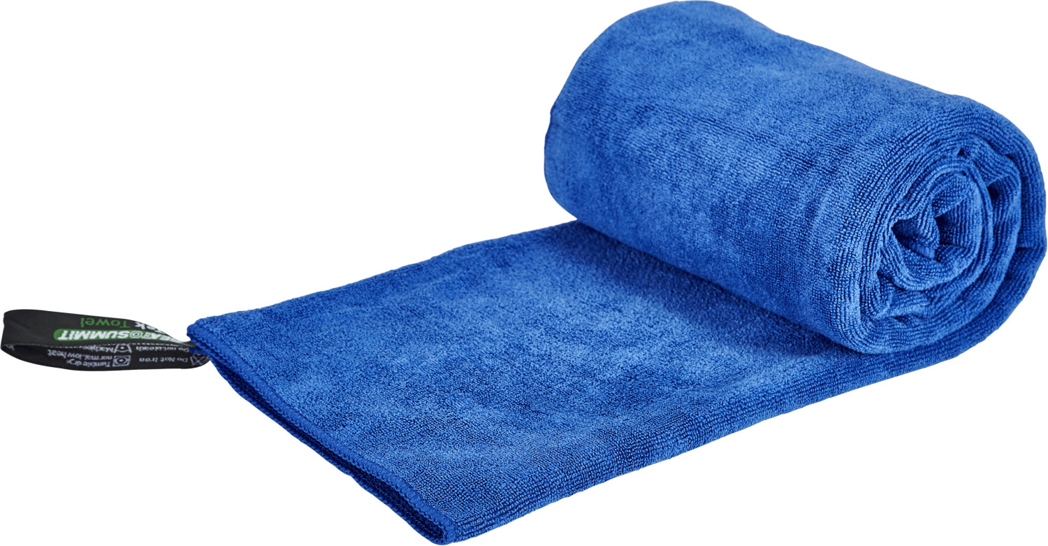 Sea to Summit Tek Towel Medium cobalt blue (50x100cm)