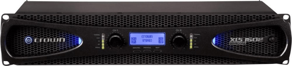 Image of Crown XLS 1502