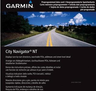 Garmin Ostafrika NT