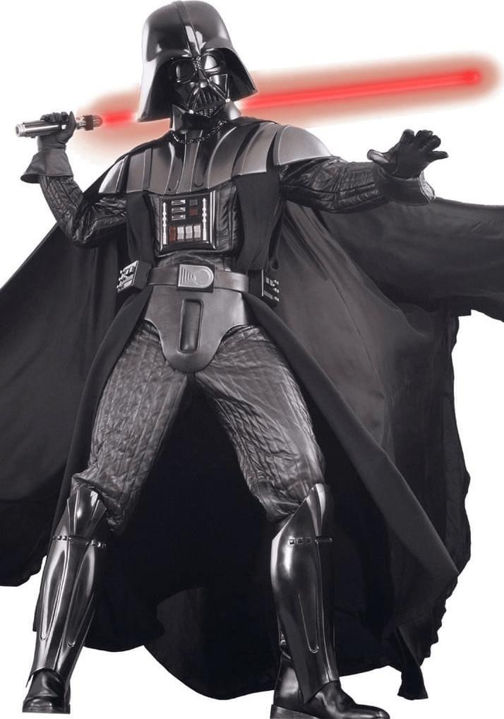Image of Rubie's Supreme Edition Darth Vader Adult STD (3909877)