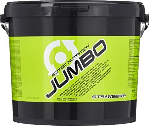 Scitec Nutrition Jumbo 8800g Erdbeere