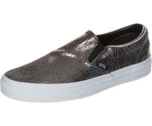 62ee0e90c654 Vans Classic Slip-On gunmetal true white. Vans Slip-On