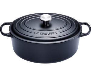 le creuset signature br ter oval 40 cm ab 299 00 preisvergleich bei. Black Bedroom Furniture Sets. Home Design Ideas